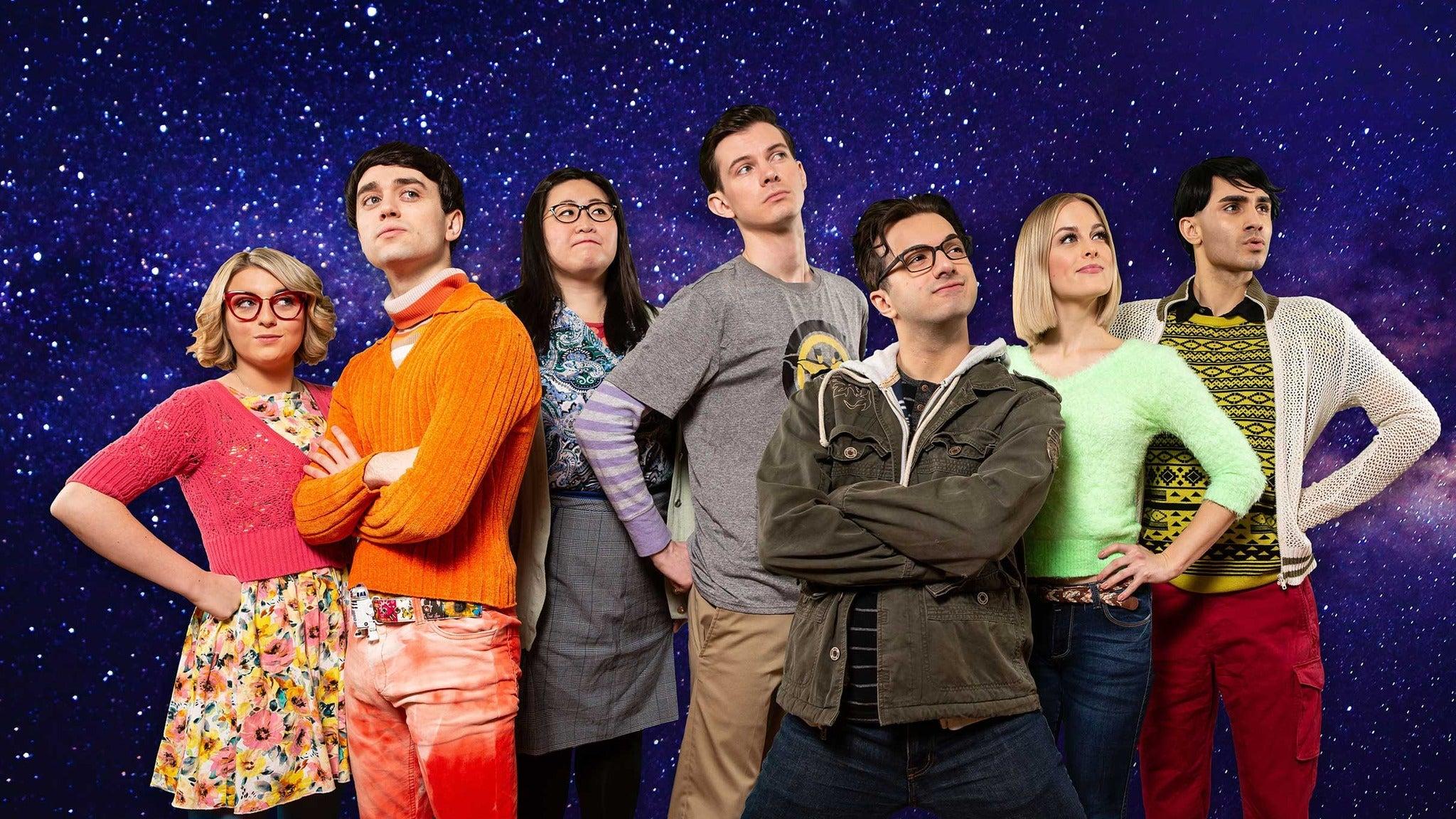 Big Bang Theory Tickets