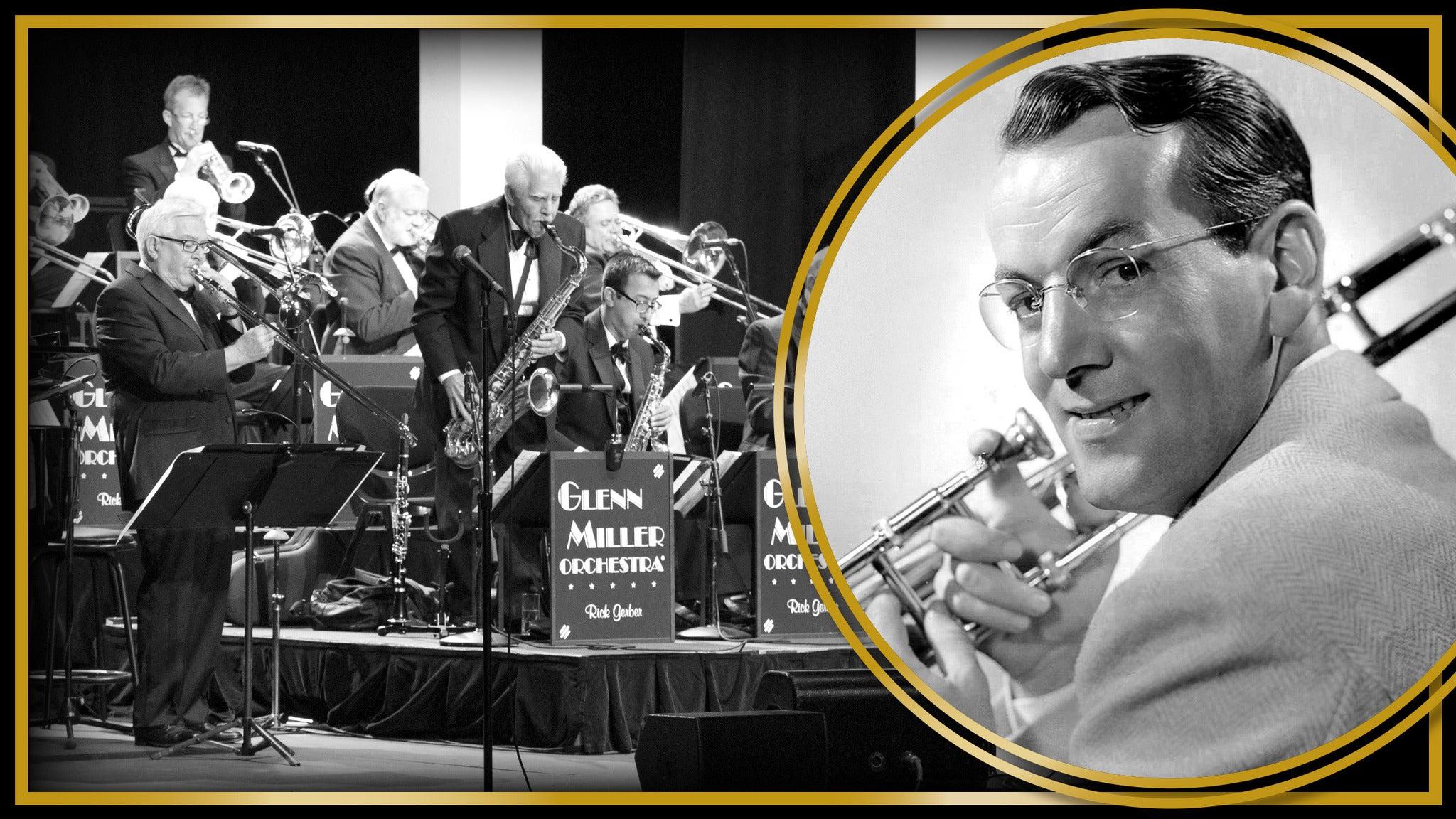 Glenn Miller Orchestra at Ridgefield Playhouse