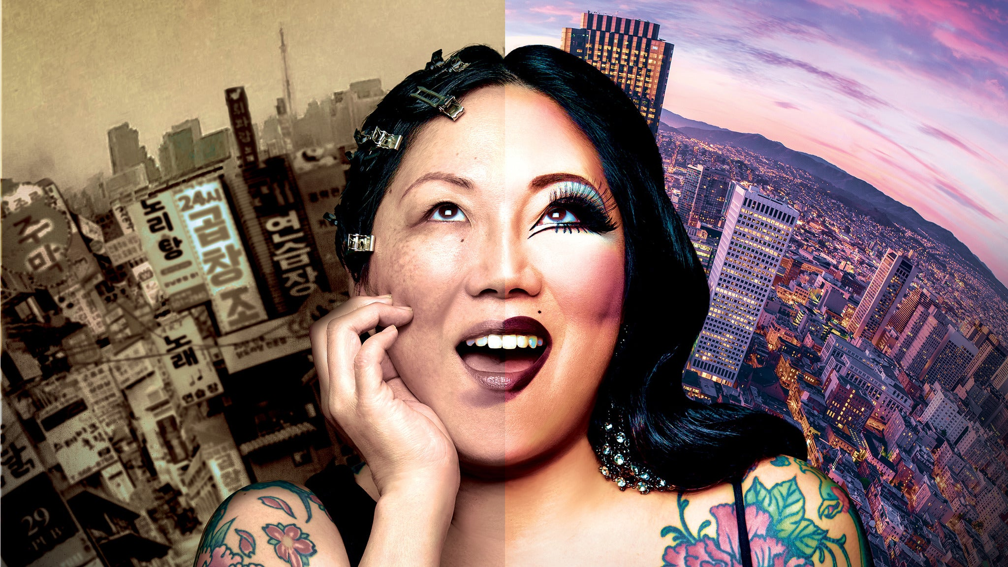 Margaret Cho at Raleigh Improv