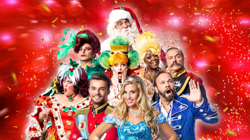 Hotels near The Christmas Show Events