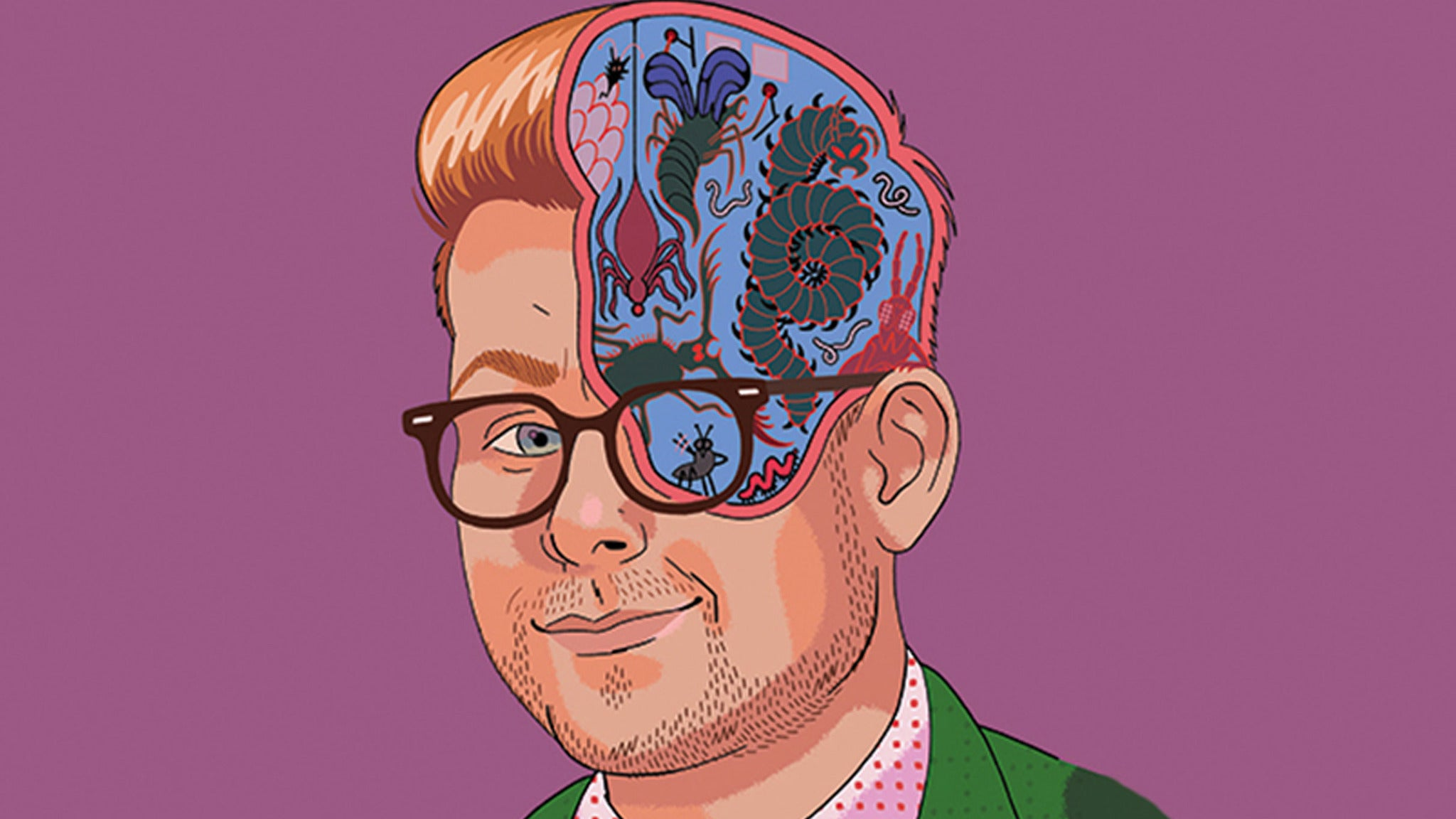 Adam Conover at Vic Theater