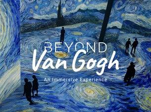 Beyond Van Gogh  - July 30th