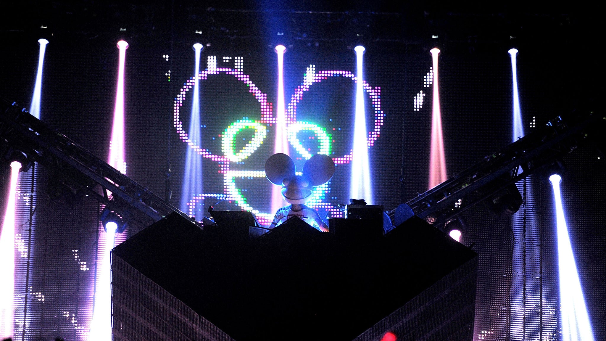 deadmau5 at Belly Up Aspen
