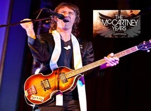 The Mccartney Years Concert Experience
