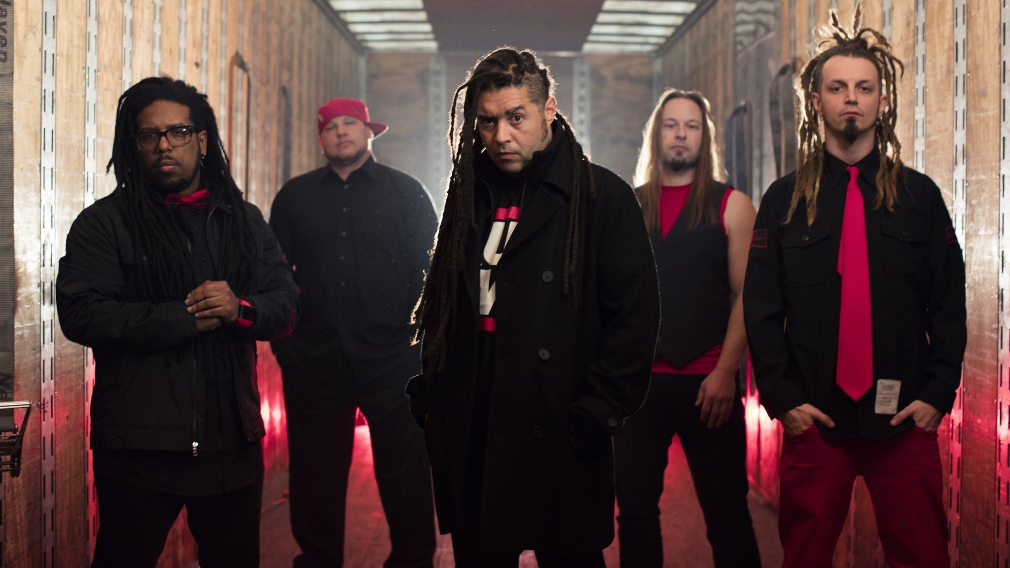 Nonpoint at Port City Music Hall