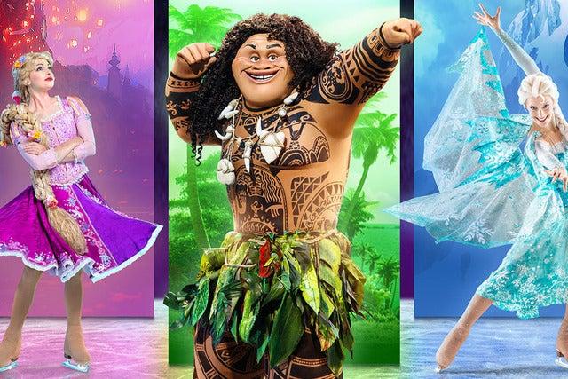 Disney on Ice Presents : Find Your Hero