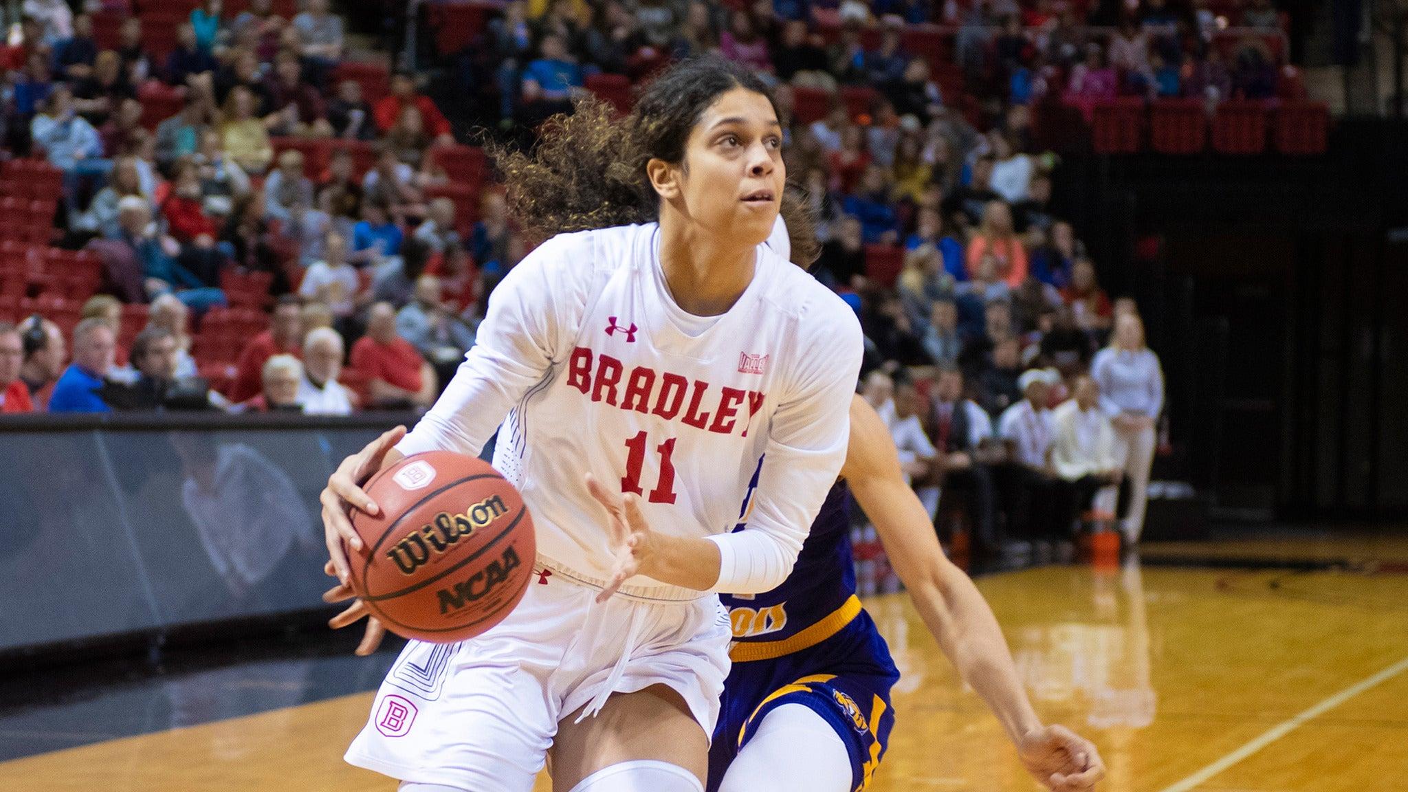 Bradley Braves Womens Basketball