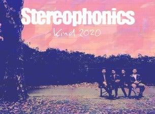 Stereophonics, 2020-01-24, Мадрид