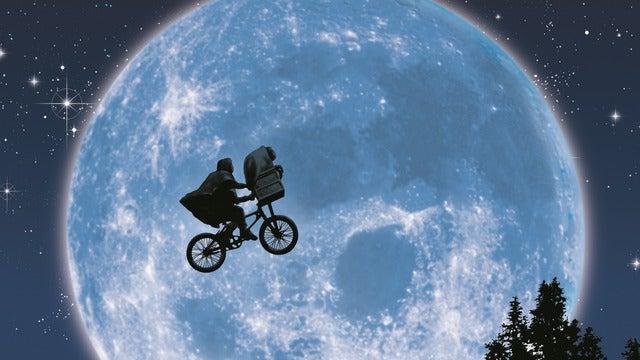 E.T  L´Extraterrestre