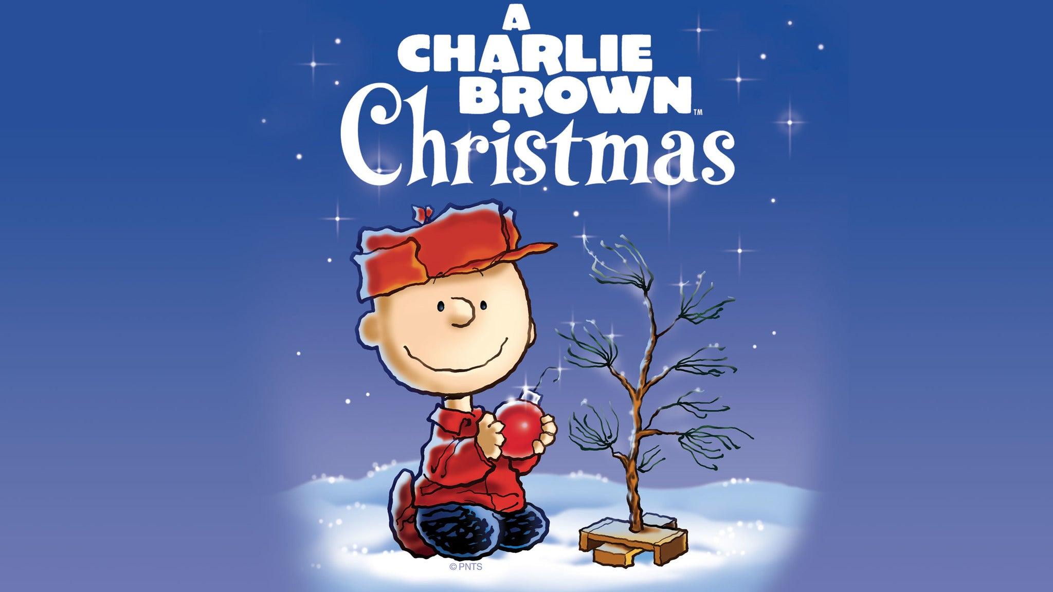 Tickets & Infos von A Charlie Brown Christmas (Touring)