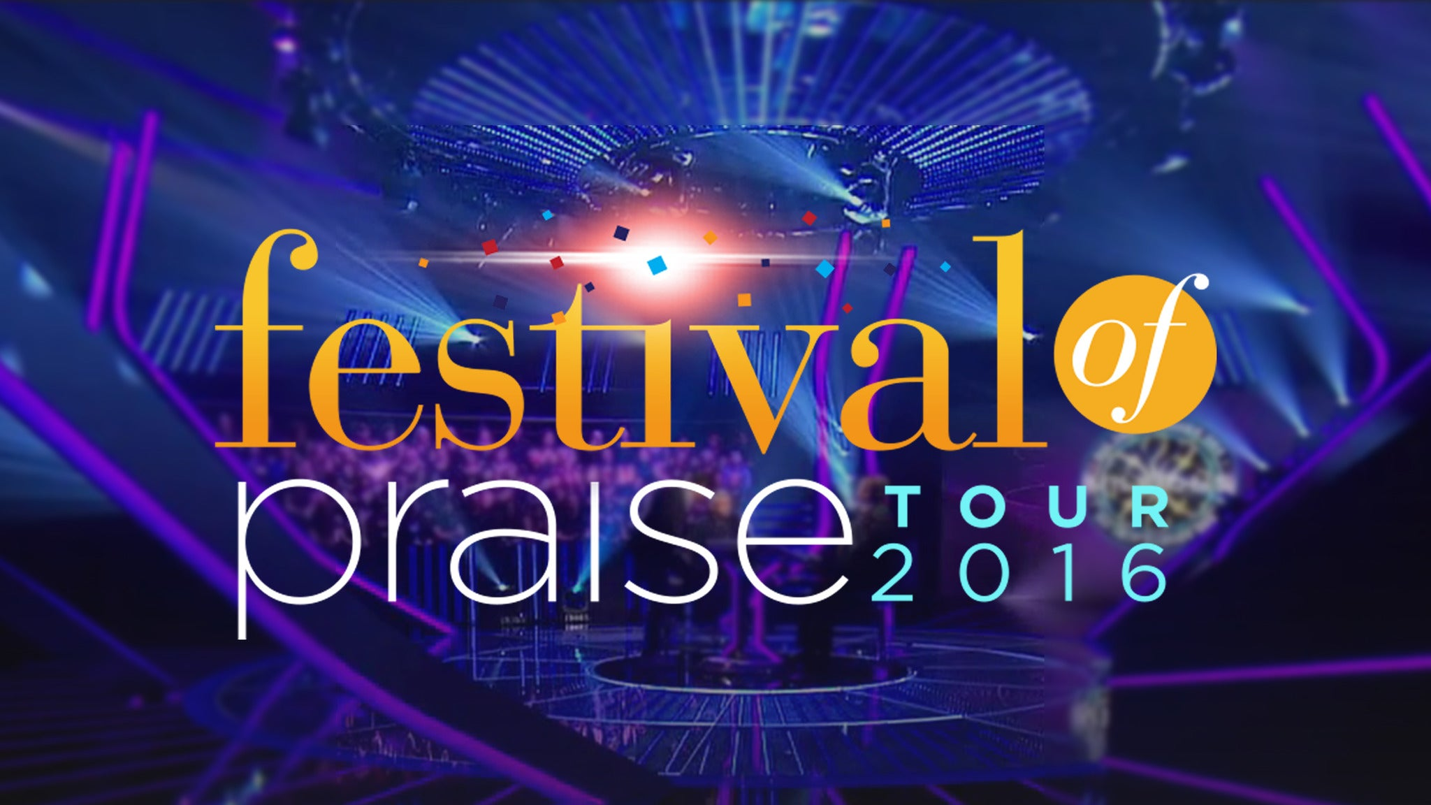 Festival of Praise at San Diego Civic Theatre