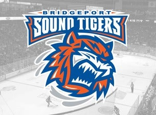 Bridgeport Sound Tigers vs. Hershey Bears