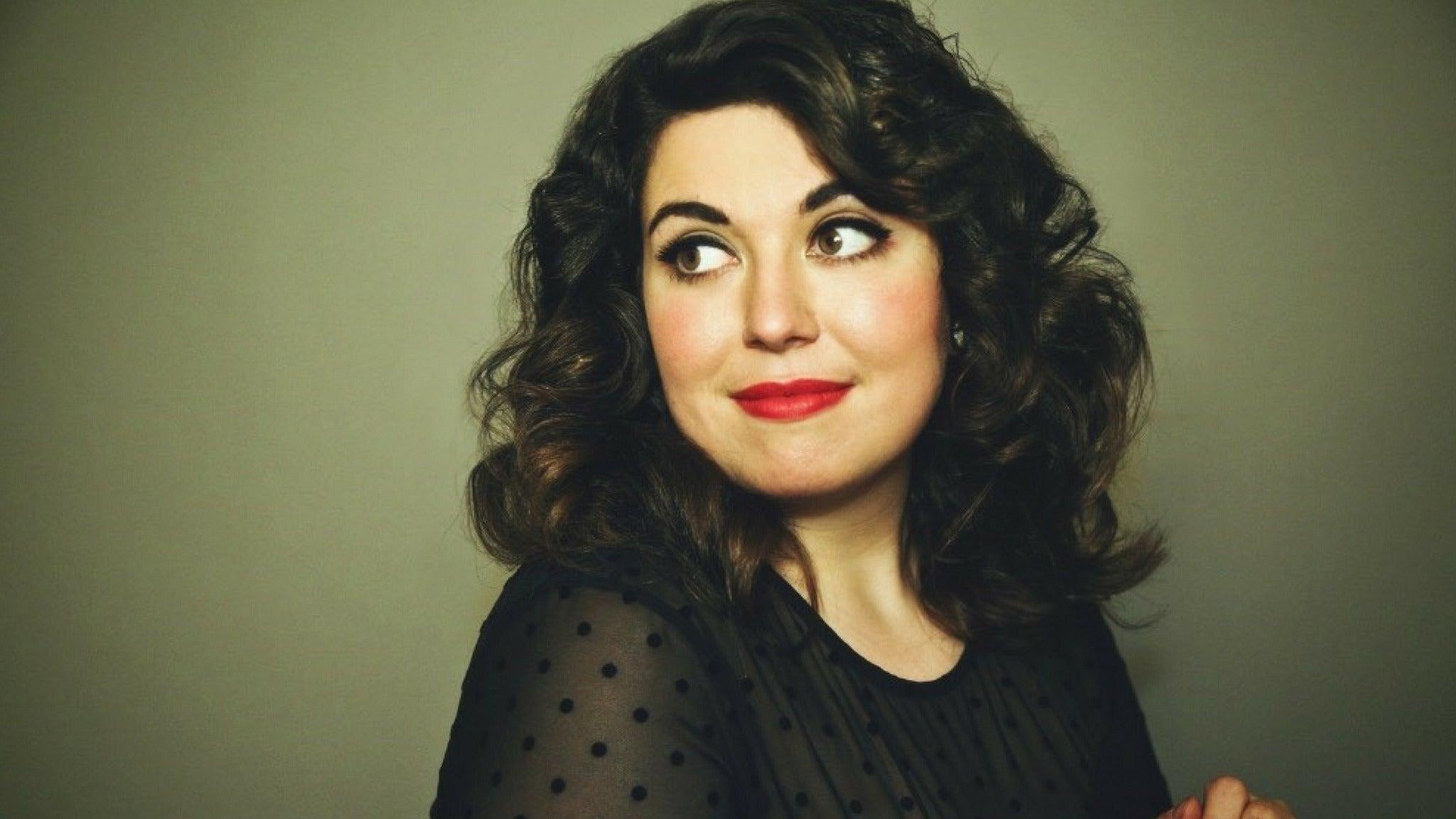 Jenny Zigrino at Punch Line Comedy Club - San Francisco