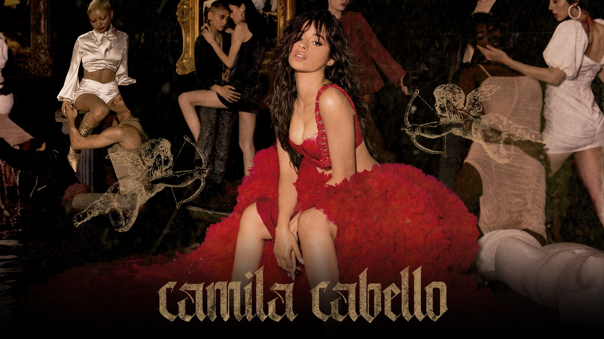 Camila Cabello - The Romance Tour -  Señorita Package