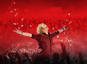 Simply Red | VIP Packages