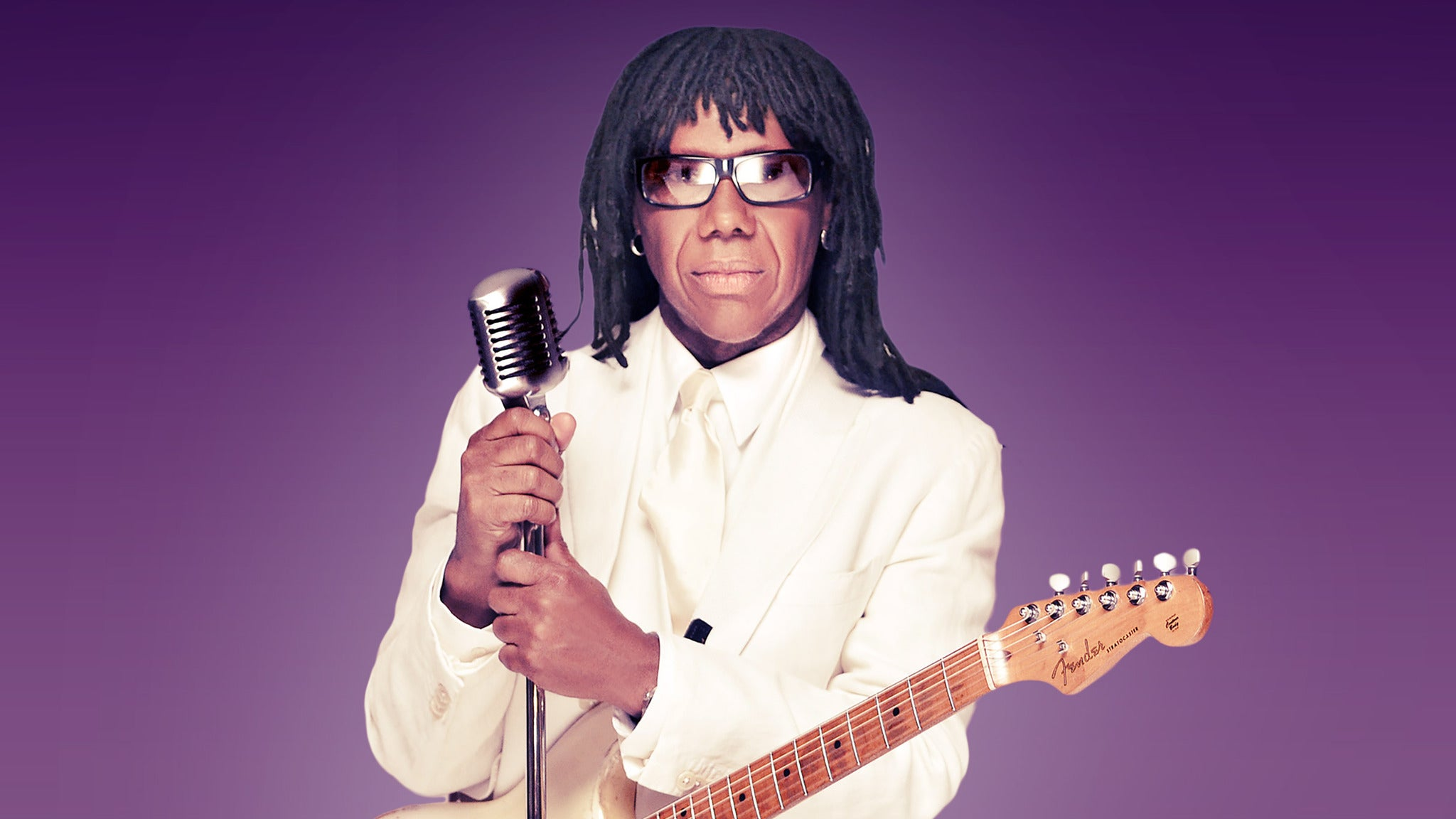 Nile Rodgers & Chic - Platinum Tickets