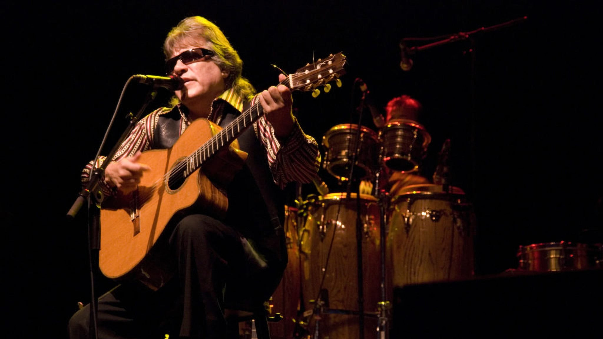 Jose Feliciano at The Coach House