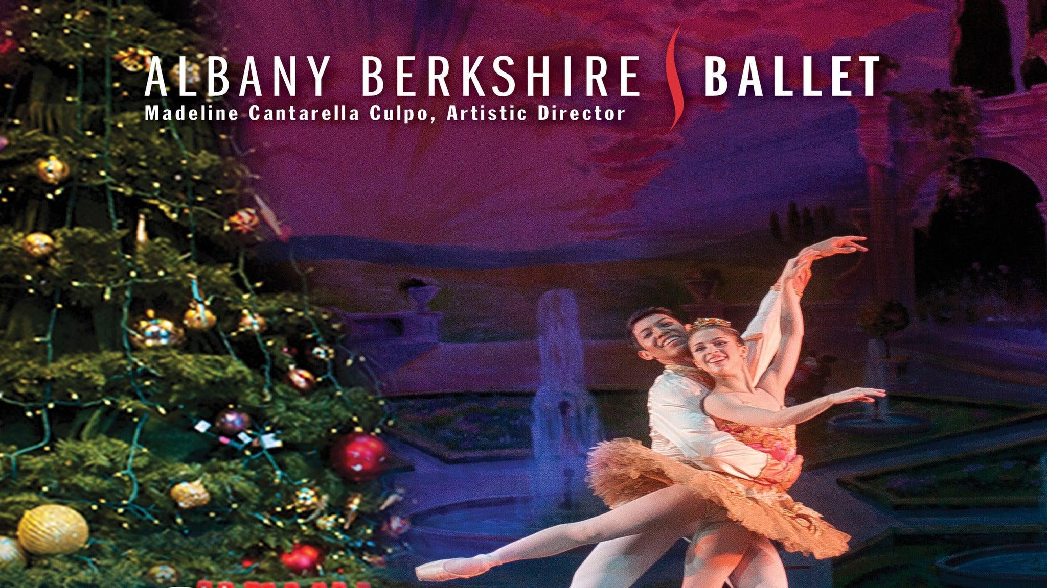 Albany Berkshire Ballet at Springfield Symphony Hall