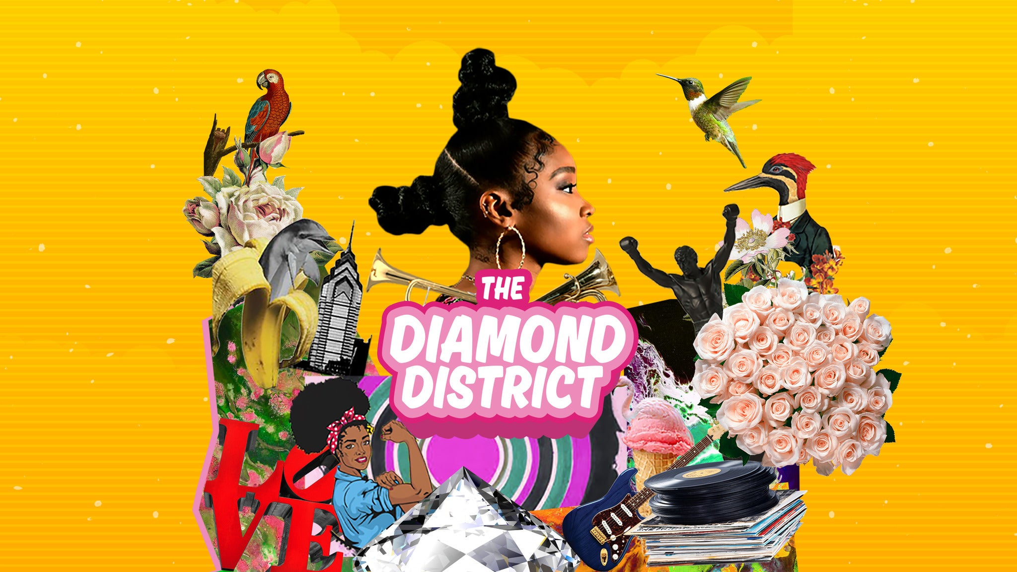 DJ Diamond Kuts & Friends at The Vogue