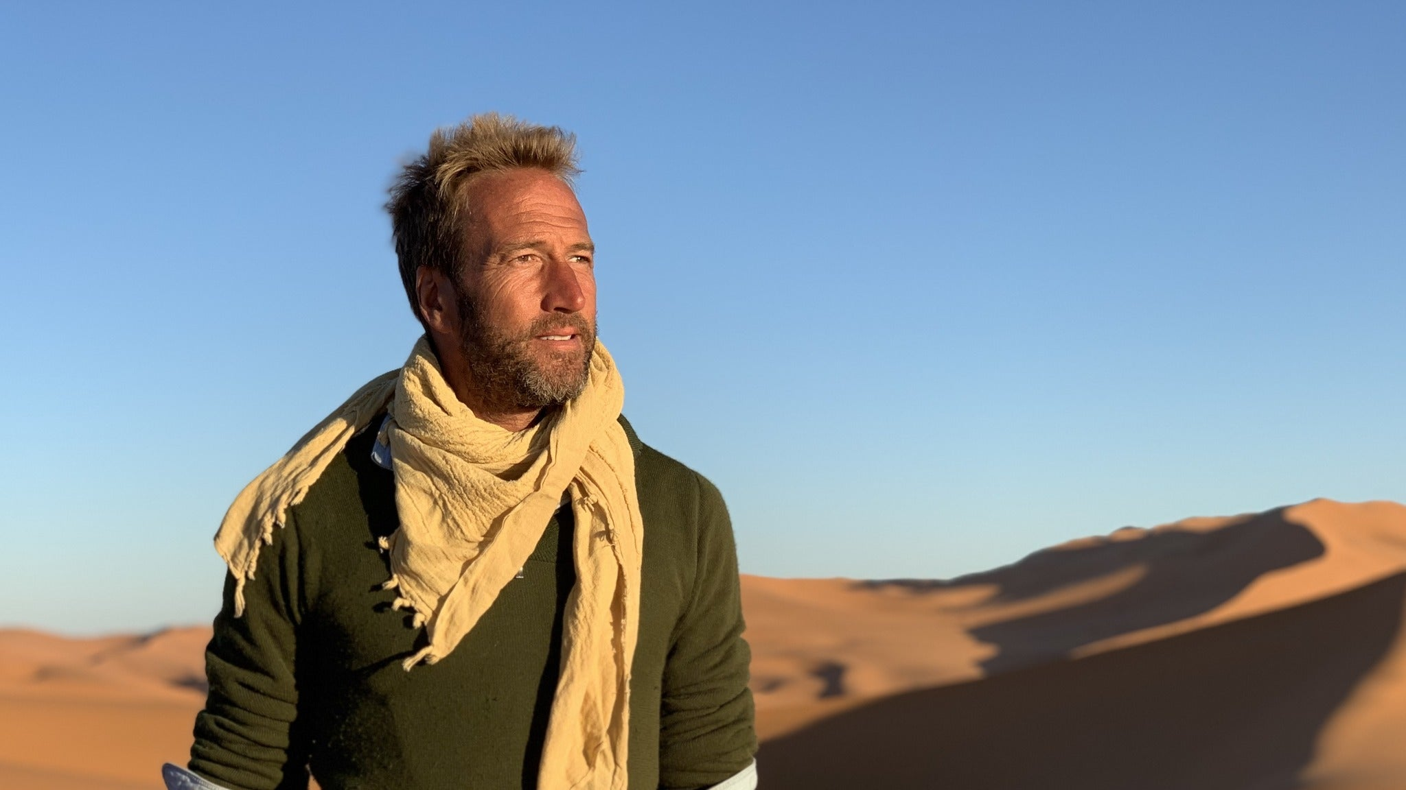 Ben Fogle tickets (Copyright © Ticketmaster)