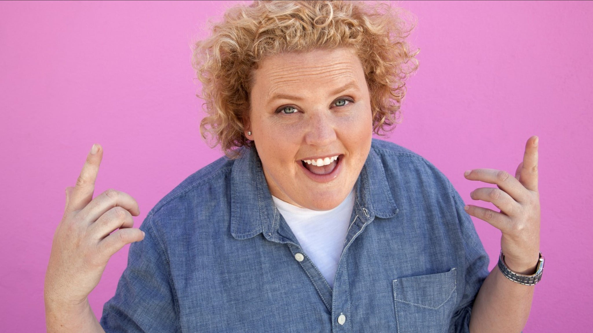 Fortune Feimster - Late Show at Center Stage Theater