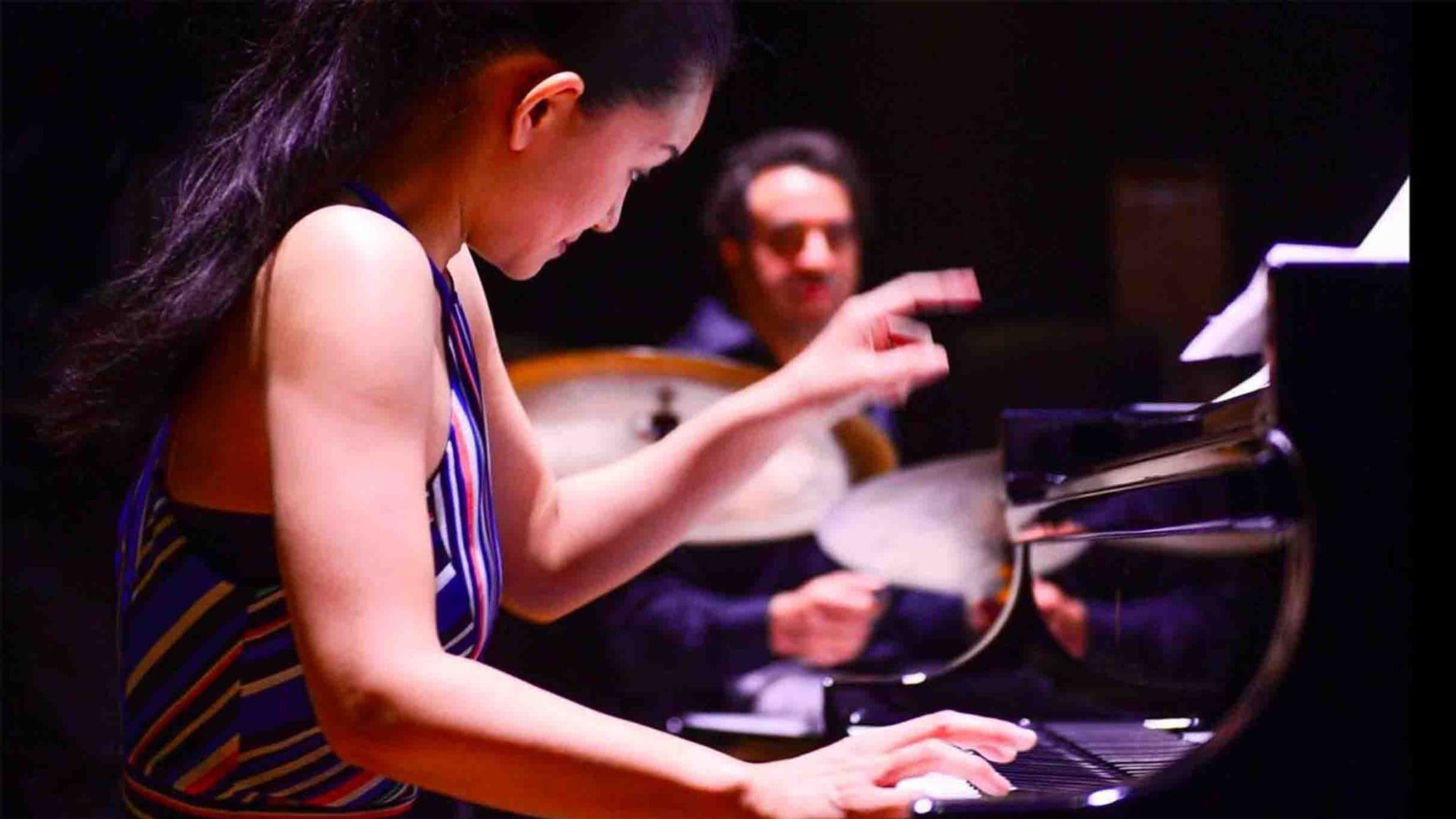 Yuko Mabuchi Trio at Ball State University Pruis Hall