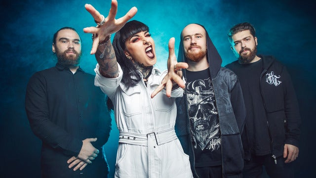 Jinjer w/ The Browning