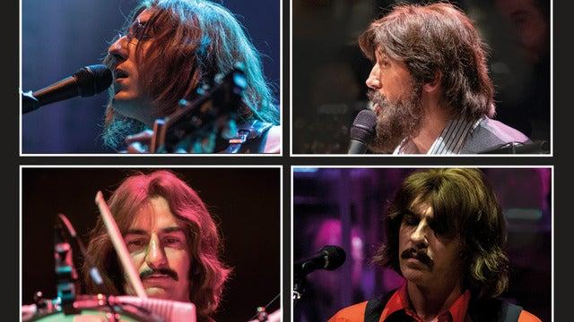 The Bootleg Beatles Royal Albert Hall Seating Plan