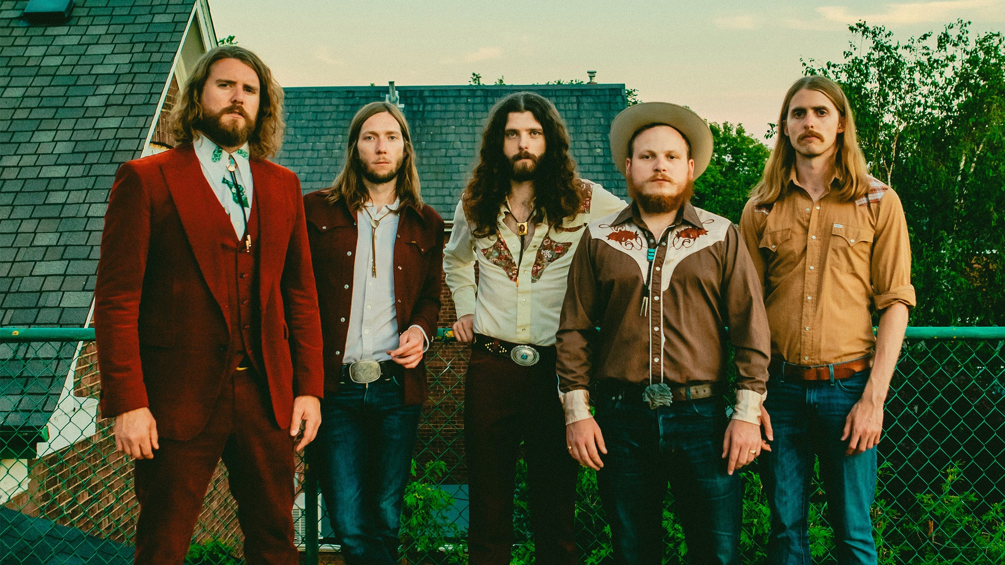 The Sheepdogs at Tractor Tavern
