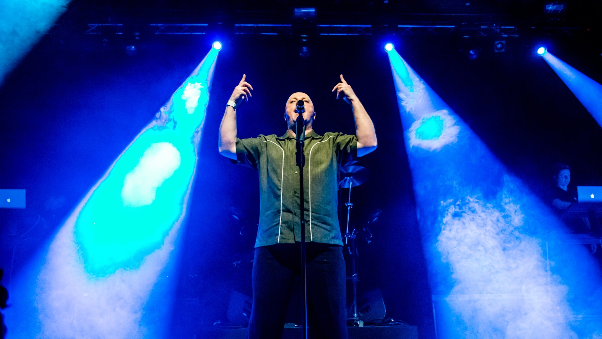 An Evening with VNV Nation at Jannus Live
