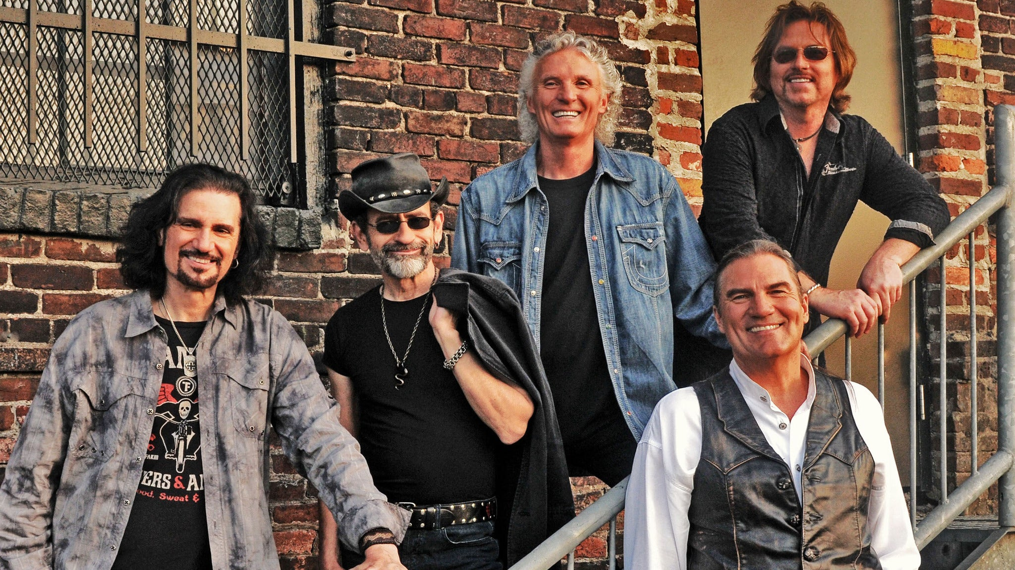 Grand Funk Railroad at Del Mar Fairgrounds