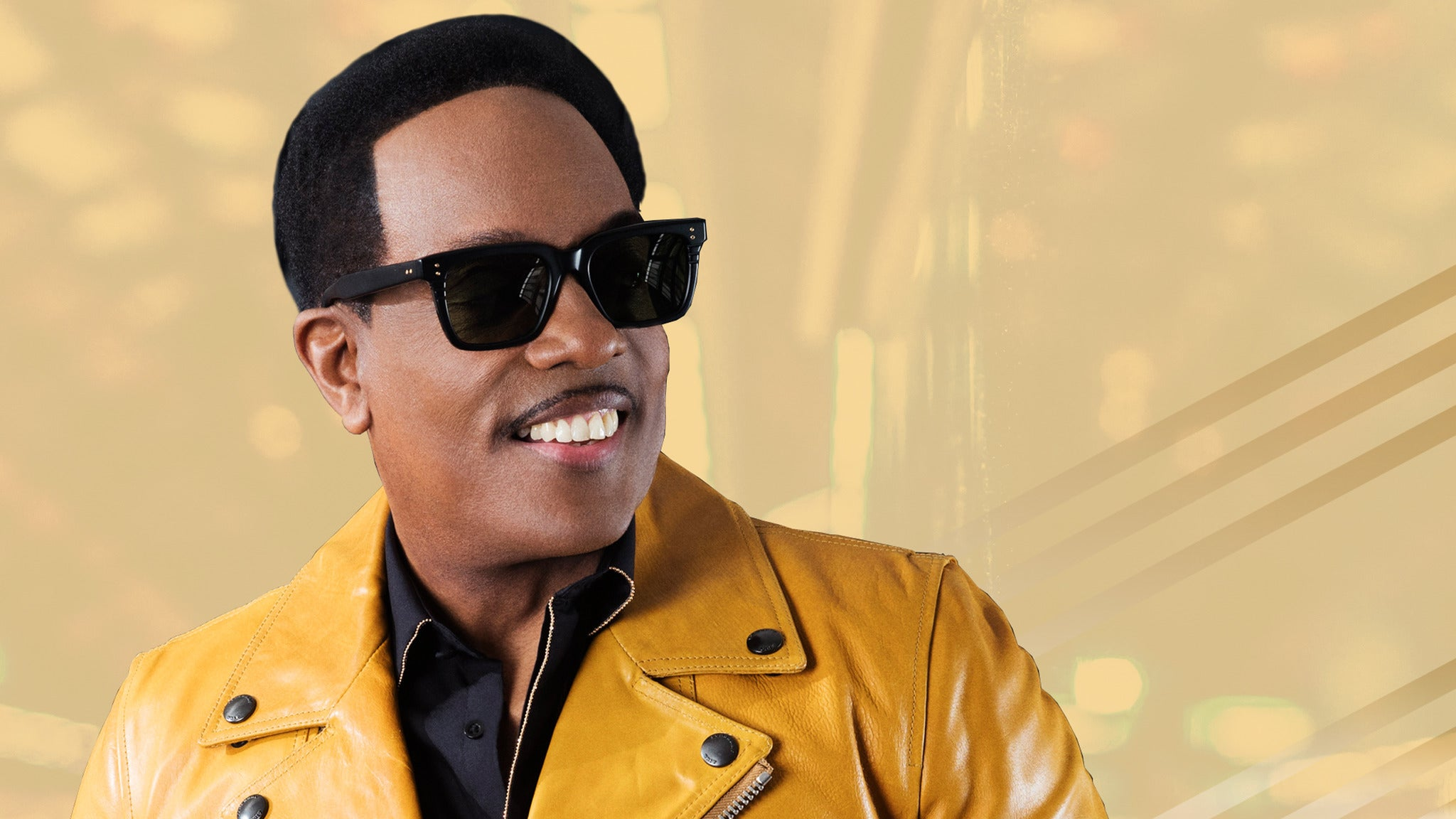 Charlie Wilson at Choctaw Grand Theater