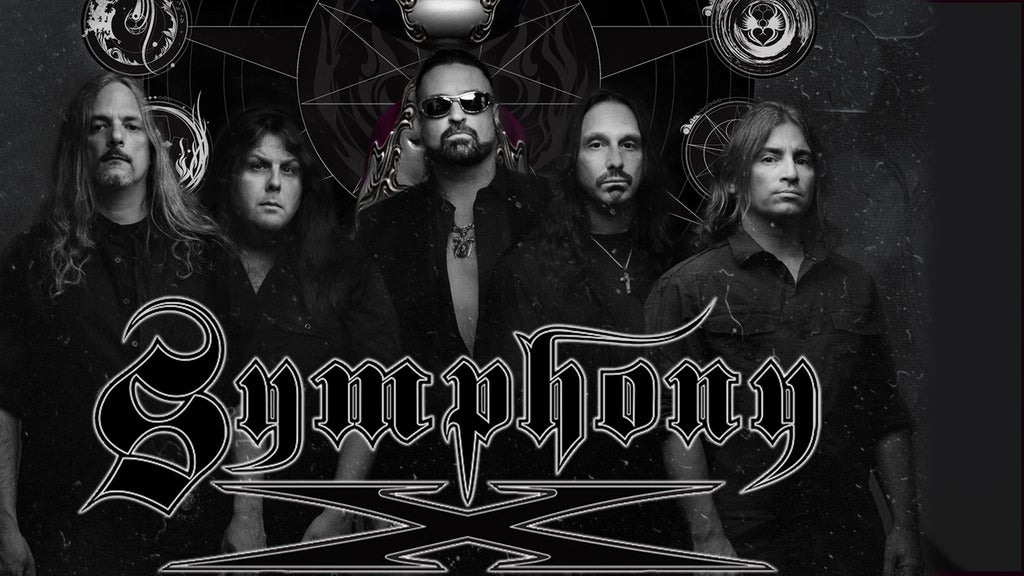 Hotels near Symphony X Events
