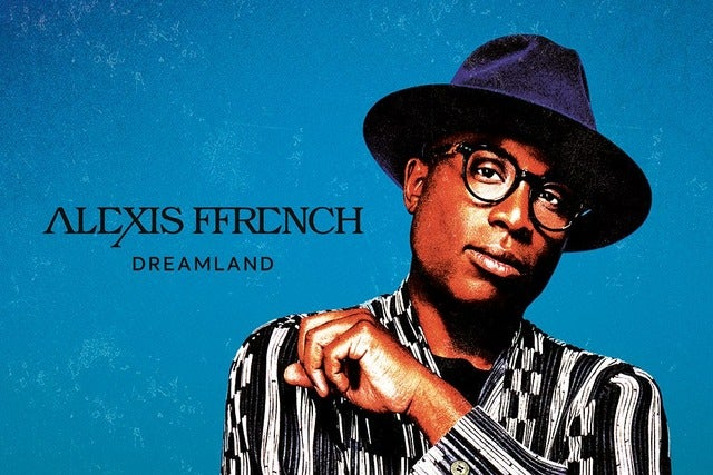 Alexis Ffrench tickets (Copyright © Ticketmaster)