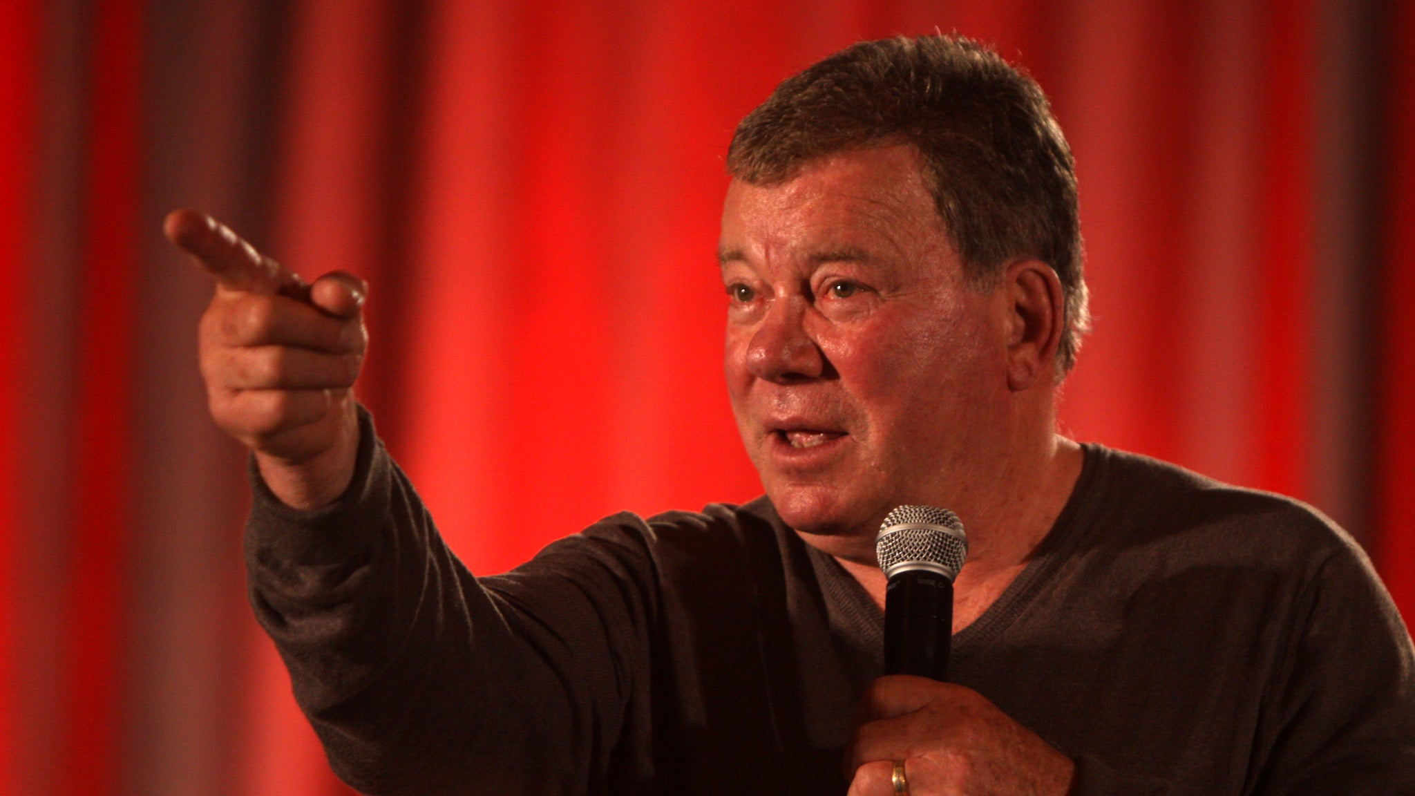 Shatner's World: We Just Live In It at HOYT SHERMAN PLACE
