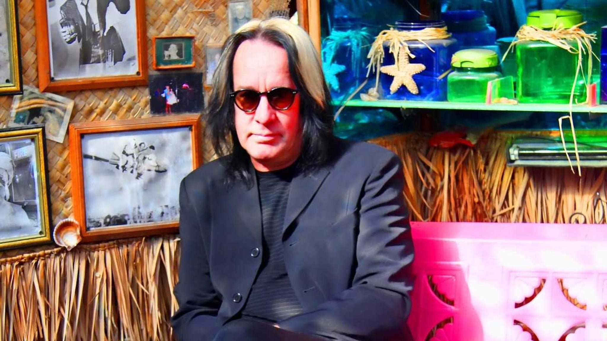An Unpredictable Evening With Todd Rundgren at Golden Nugget