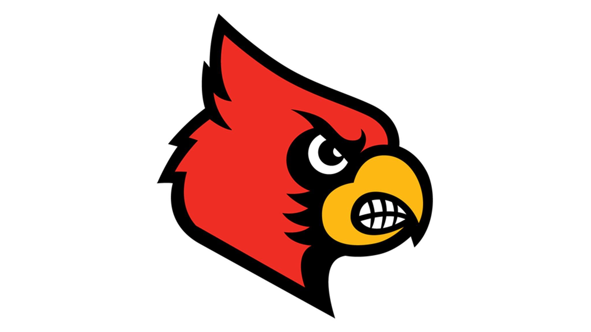 Louisville Cardinals Mens Basketball at KFC Yum! Center