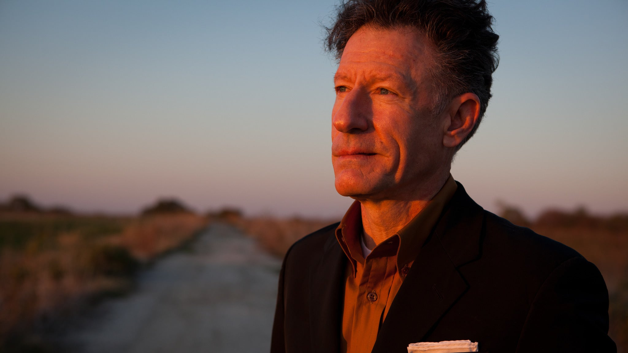 Lyle Lovett at Christopher Cohan Performing Arts Center
