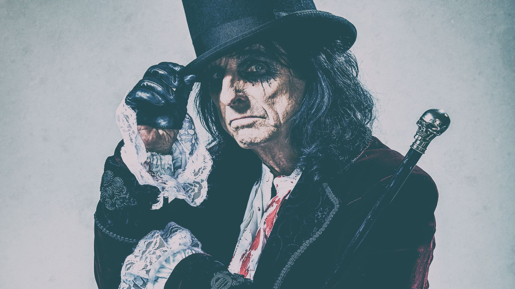 Alice Cooper w/ Halestorm at Thompson-Boling Arena