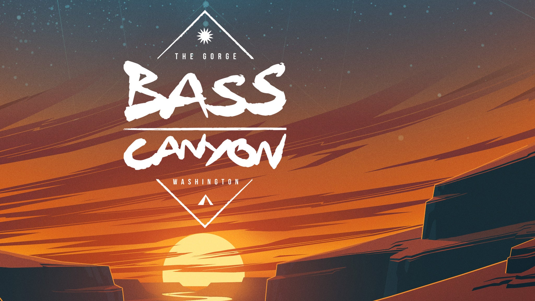 Bass Canyon Festival - Camping