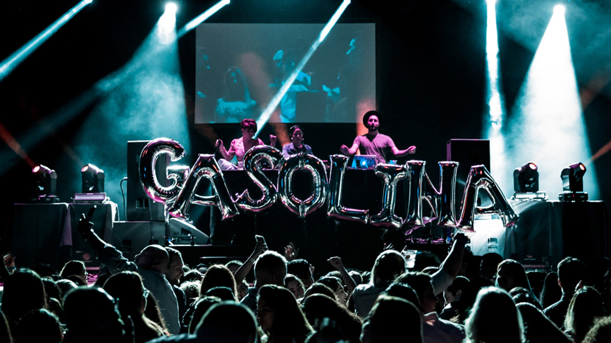 Gasolina Reggaeton Party at The Queen
