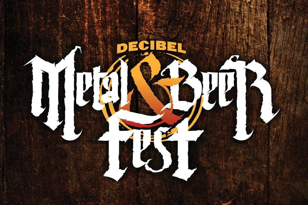 Decibel Metal & Beer Fest 2019 feat Baroness, Obituary & More