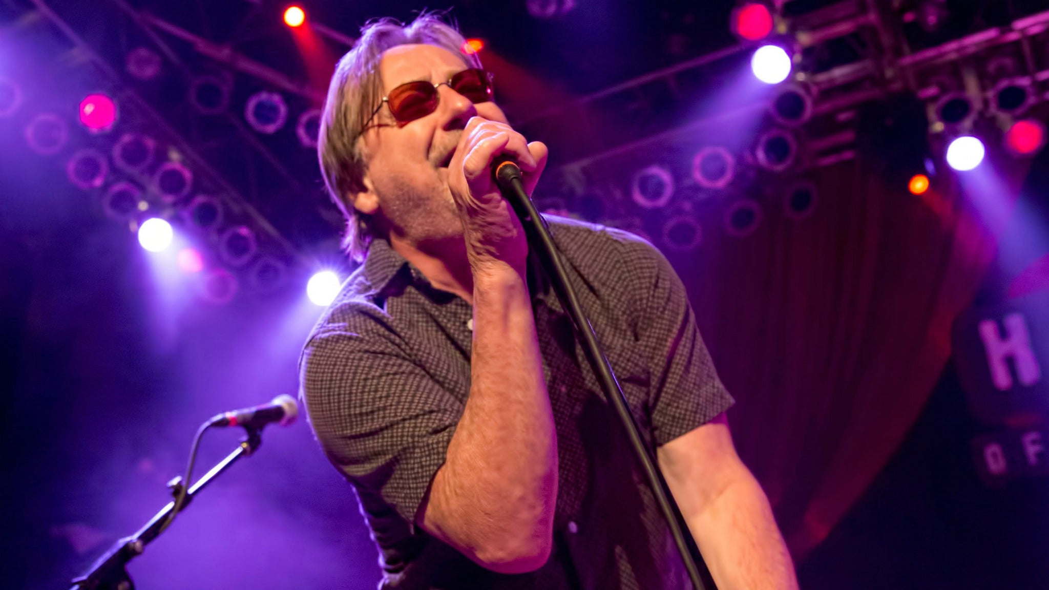 Southside Johnny and the Asbury Jukes at Hard Rock Live