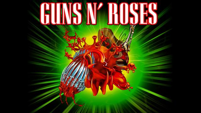 Guns N' Roses 2021 Tour
