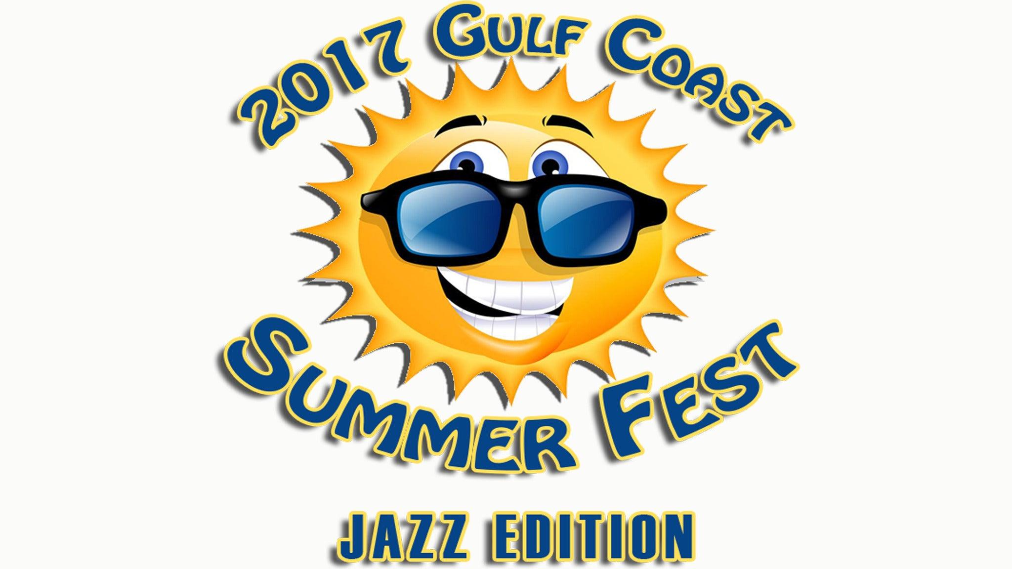 2017 Gulf Coast Summer Fest