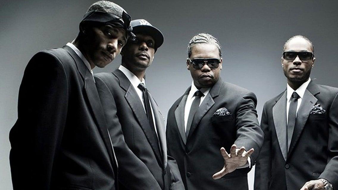 Bone Thugs-N-Harmony - Leaves of Legend Tour
