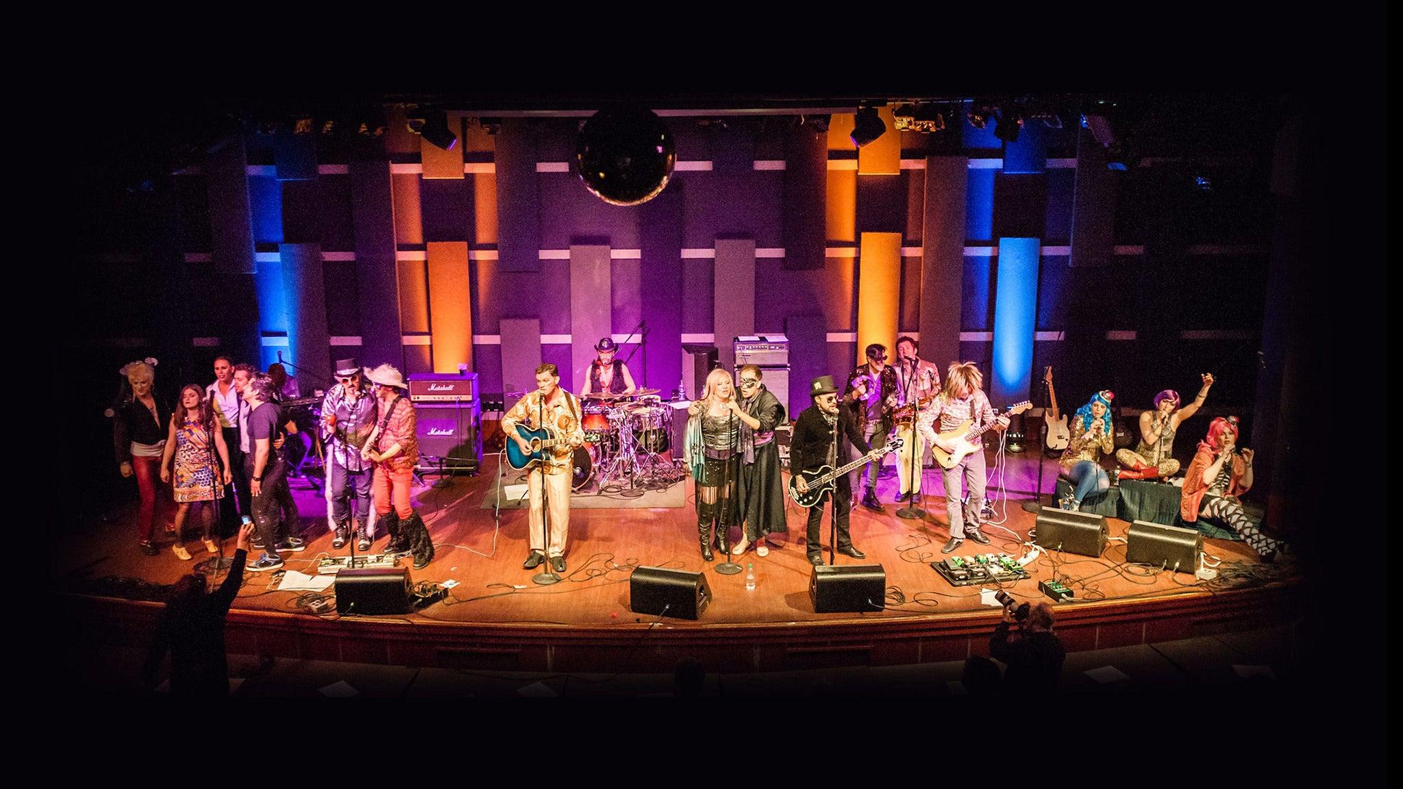 Candy Volcano & Chicago 9 at Scottish Rite Auditorium