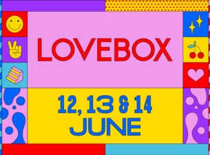LoveBox - Friday Day Ticket, 2020-06-12, London