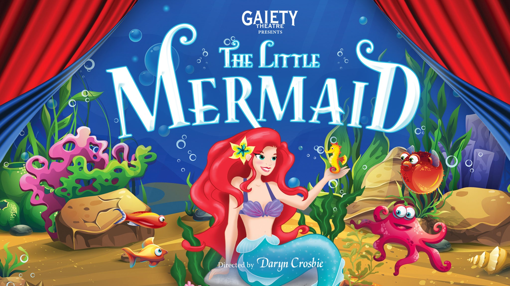 The Little Mermaid tickets (Copyright © Ticketmaster)