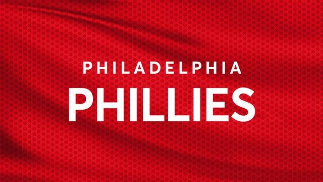 Philadelphia Phillies vs. Baltimore Orioles
